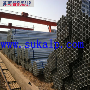 Hot DIP Galvanized Steel Pipe pictures & photos