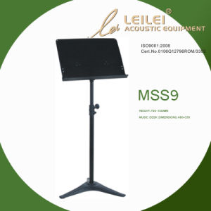 Tripod Base Music Sheet Stand (MSS9) pictures & photos