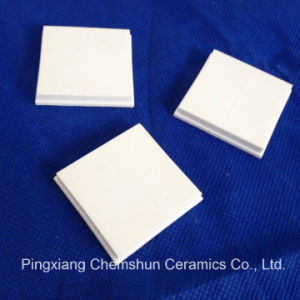Ceramic Lined Pipes Abrasive Engineered Ceramic Lining for Bend Pipe/ Plain Tile pictures & photos