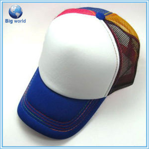 Wholesale Embroidery Cap, Baseball Hat with Low Price, 100% Cotton Flex Fit Hat Bqm-058 pictures & photos