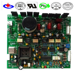 6 Layer PCB and OEM PCB Assembly with 100% E-Testing pictures & photos