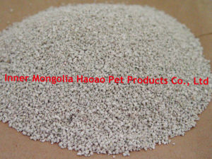 Best Seller Nature Bentonite Sand Cat Litter -Hard Clumping pictures & photos