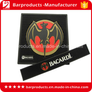 Promotional Custom Logo PVC Bar Runner