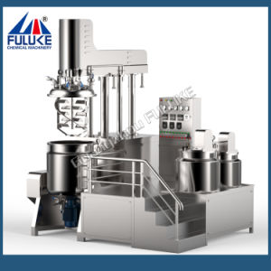 Homogenizing Emulsifying Machine with Escalator pictures & photos
