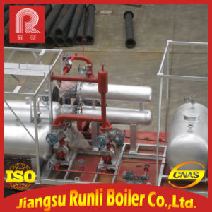 High Efficiency Horizontal Oil Boiler with Electric Heating pictures & photos