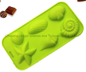 Starfish Silicone Chocolate Candy Mold Ice Cream Mold Si10 pictures & photos
