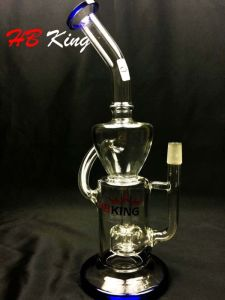 EL-K10 Recycler Shower Head Percolater Water Glass Pipe pictures & photos