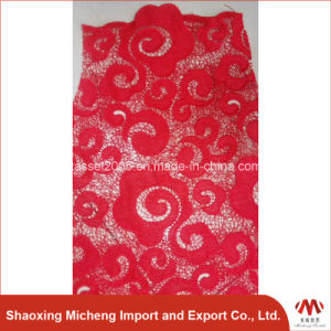 Wholesale Soft Chemical Cord Laces High Quality Bridal Guipure Lace Fabric for Dress pictures & photos