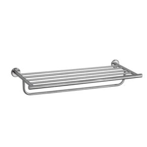 Durable Stainless Steel Towel Shelf (SMXB 68410-1)