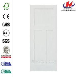24 in. X 80 in. Craftsman 3-Panel Interior Door Slab pictures & photos