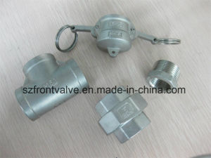 Investment Casting Stainless Steel Hexagon Nut pictures & photos