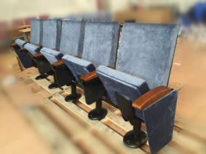 Auditorium Chair Theater Retractable Seat Church Seating pictures & photos