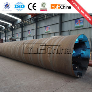 Yufeng Best Selling 1.2*12m Rotary Dryer pictures & photos