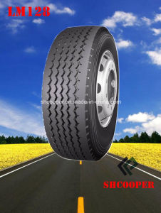 Long March Wide Base Tubeless Trailer Tyre (LM128) pictures & photos