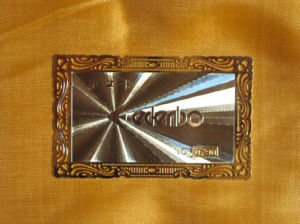 Gold Business Card pictures & photos
