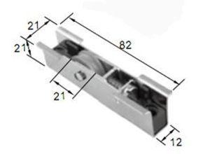 New Various Styles Roller R8035 for Aluminum Door & Window pictures & photos