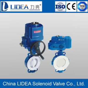 Wholesale Price Electric Butterfly Valve Made in China