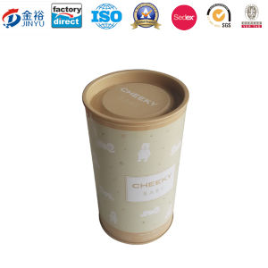 Round Tin Can Wholesale Cosmetic Perfume Tin pictures & photos