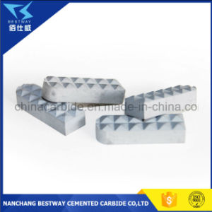 Carbide Gripper Inserts for Drilling Rods in Diamond Drilling Industry pictures & photos