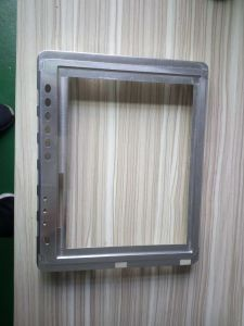 Professional CNC Machined Part with Silvery Coating pictures & photos