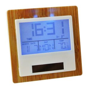 Morden Design Stick on Digital Decoration Clock pictures & photos