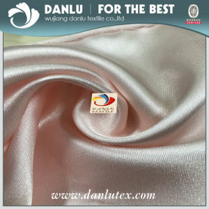 Five-Heddle Satin Fabric for Garment pictures & photos