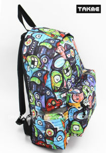 Cartoon Monster Printing Bag, Backpack, School Bag for Kids pictures & photos