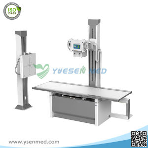 High Frequency Ysx500d 50kw Flat Panel Detector Radiography System Digital X-ray pictures & photos
