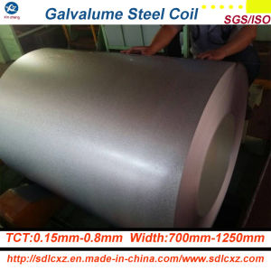 (0.14mm~1.0mm) Gl-Galvalume Steel Coil/ PPGL/ Aluzinc Steel Coil Z150 G pictures & photos