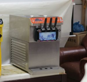 1. Three Favor Tk-5800 Table Top Ice Cream Machines pictures & photos