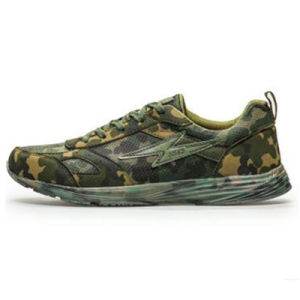 2017 Fashion Sport Sneakers Breathable Running Shoes Army Green Zapatos pictures & photos