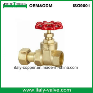 European Quality Brass&Bronze Lock Gate Valve (AV4065) pictures & photos