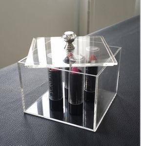 Mini Clear Acrylic Jewelry Bin Box pictures & photos