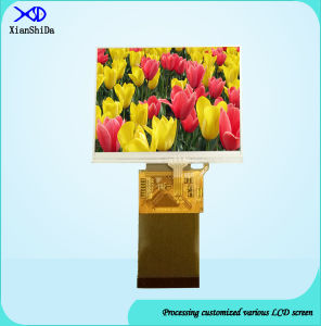 3.5 Inch TFT LCD Touch Screen with 60 Pins pictures & photos