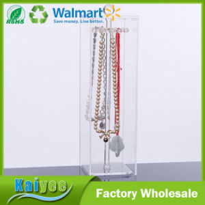 Jewelry Box Necklace Sweater Chain Box Multifunctional Necklace Display Box pictures & photos
