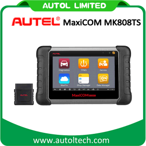 2017 Autel Maxicom Mk808ts Read ECU Version/ Dtc/Erase Dtc/ Live Data with TPMS Function Better Than Ts601/Ts501/Ts401 Mk808 Ts TPMS Diagnostic Scanner pictures & photos