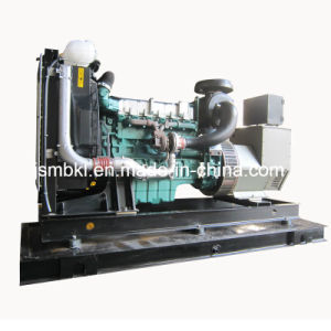 Volvo 200kw/250kVA Open Type Diesel Generating Set Factory Price pictures & photos