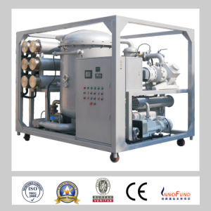 Transformer Oil Filtration Machine/Trailer Mounted Transformer Oil Purifier pictures & photos