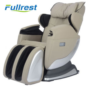 2017 Latest Modern High-Techology PU Leather Massage Chair pictures & photos
