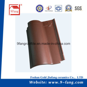Roman Roof Tile 265*395mm Building Material Factory Clay Roof Tiles Ceramic Tiles pictures & photos
