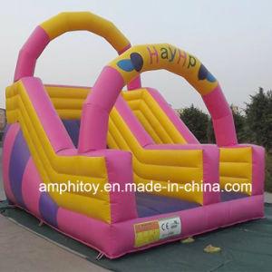 Pink Theme Inflatable Slide/Kids Inflatable Slide