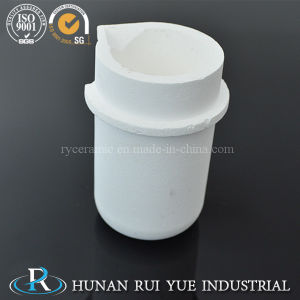 Ceramic Gold Melting Pot Quartz Crucible pictures & photos