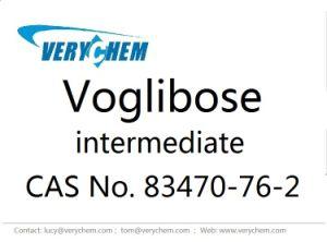 Pharmaceutical Voglibose Intermediate CAS No83470-76-2 High Quality pictures & photos