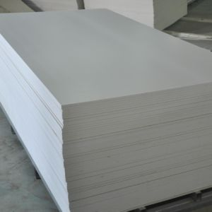 PVC Foam Sheet PVC Forex Sheet White Cheap Price PVC Hard Sheet pictures & photos