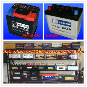 Dry Charged Car Battery 12V (N36-N220) pictures & photos