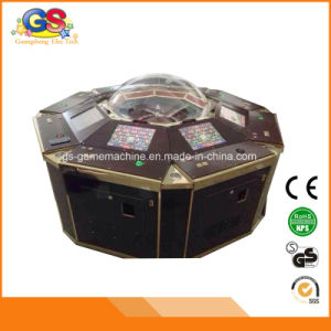 Amusement Bingo Lotto Roulette Game Air Blowing Lottery Machine for Sale pictures & photos