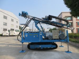 Mdl-150h Rotary System Construction Hydraulic Crawler Drilling Machine pictures & photos