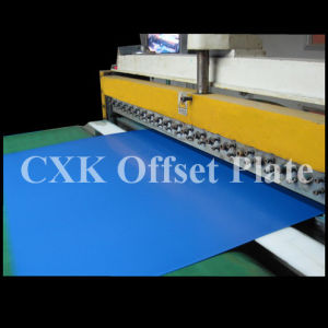 Blue Printing Plate Ctcp Basysprint Amsky Machine pictures & photos
