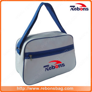 Personalized Customized Sports Striped Shoulder Messenger Bags pictures & photos