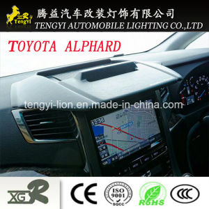 Anti Glare Car Navigatior Sunshade for Toyota Alphard 20 Series pictures & photos